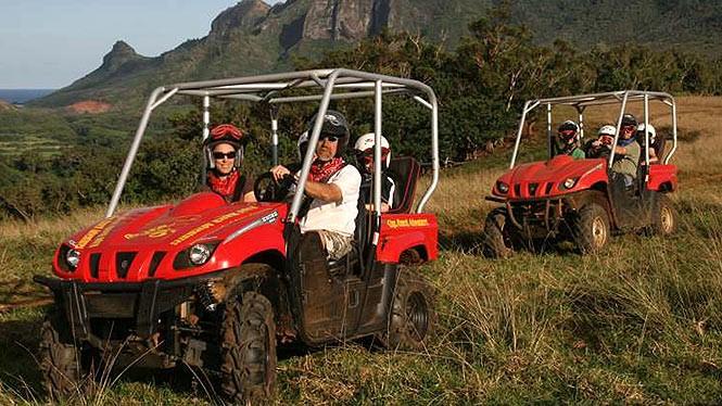 ATV Access Routes