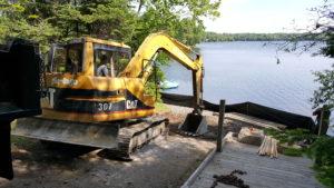 Center Pond Boat Ramp